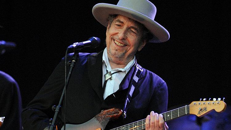 Bob Dylan al Mandelaforum